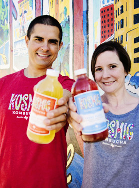 Kosmic Kombucha Contact Us
