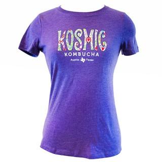 Ladies Purple T-Shirt